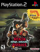 Ninja Assault (w/ GunCon2) - PlayStation 2