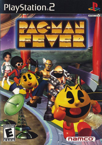 Pac-Man Fever - PlayStation 2