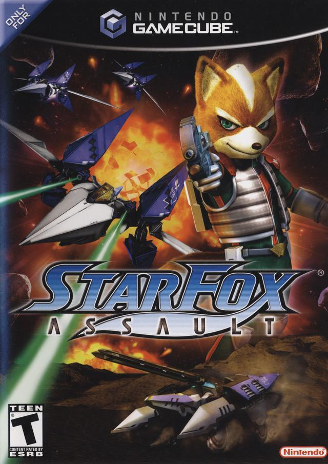 Star Fox: Assault - GameCube [USED]