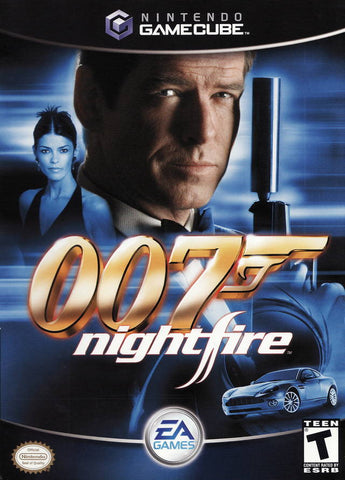 007: NightFire - GameCube [USED]