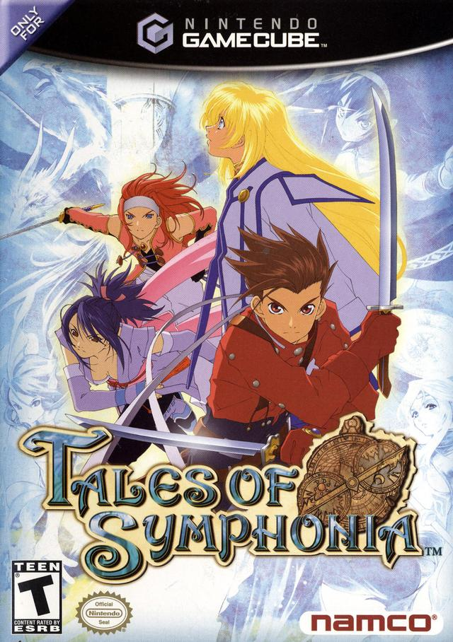Tales of Symphonia - GameCube [NEW]