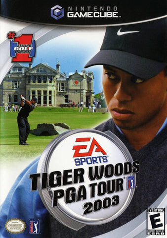 Tiger Woods PGA Tour 2003 - GameCube [USED]
