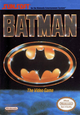 Batman: The Video Game - Nintendo NES [USED]