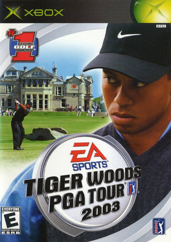 Tiger Woods PGA Tour 2003 - Xbox