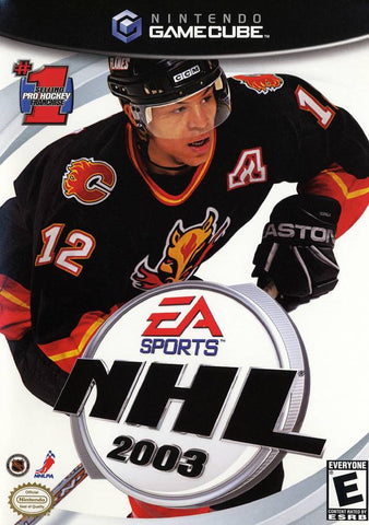 NHL 2003 - GameCube [USED]