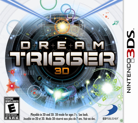 Dream Trigger 3D - Nintendo 3DS [NEW]