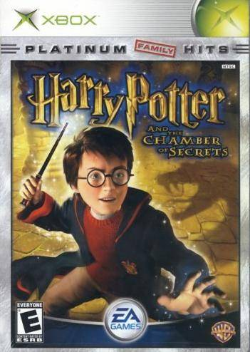 Harry Potter and the Chamber of Secrets (Platinum Family Hits) - Xbox