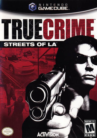 True Crime: Streets of LA - GameCube [USED]