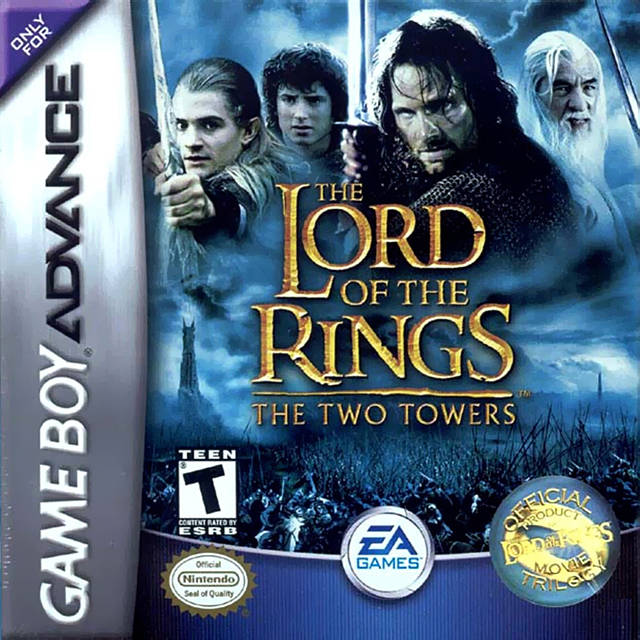 The Lord of the Rings: The Two Towers - Game Boy Advance [USED]