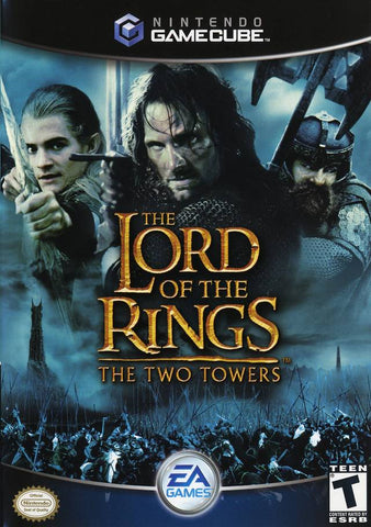 The Lord of the Rings: The Two Towers - GameCube [USED]