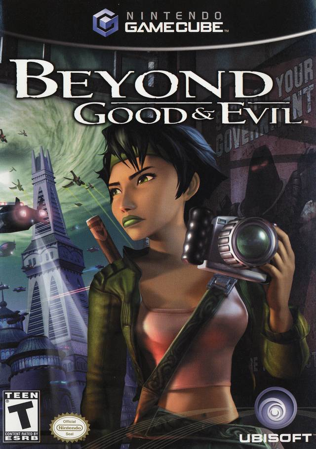 Beyond Good & Evil - GameCube [USED]