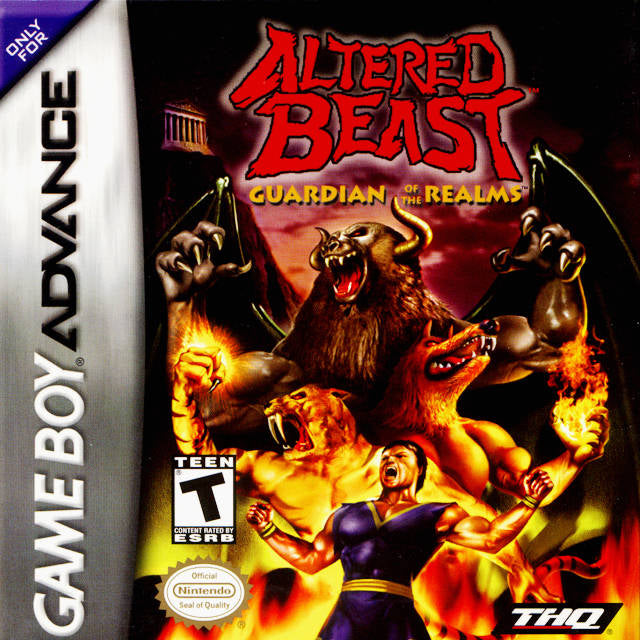 Altered Beast: Guardian of the Realms - Game Boy Advance