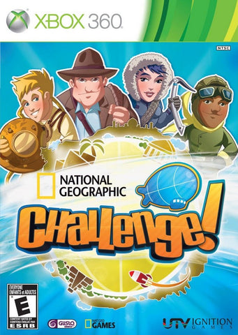 National Geographic Challenge! - Xbox 360