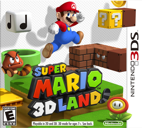 Super Mario 3D Land - Nintendo 3DS [NEW]