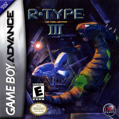 R-Type III: The Third Lightning - Game Boy Advance [NEW]