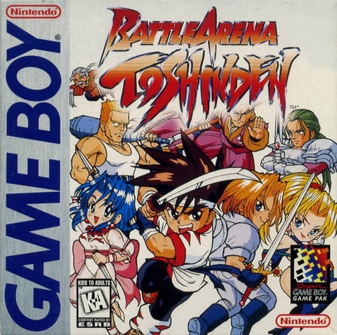Battle Arena Toshinden - Game Boy [USED]