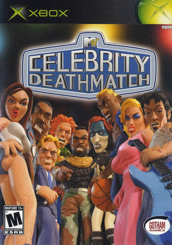 MTV's Celebrity Deathmatch - Xbox