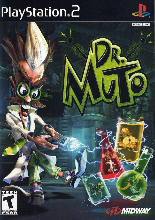 Dr. Muto - PlayStation 2
