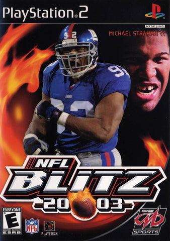 NFL Blitz 20-03 - PlayStation 2