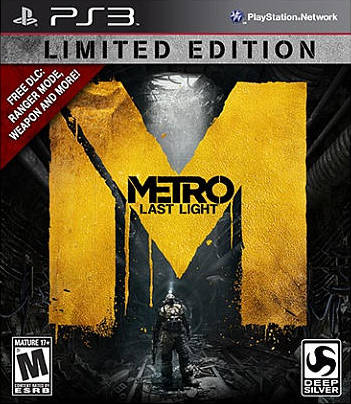 Metro: Last Light (Limited Edition) - PlayStation 3