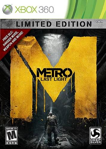 Metro: Last Light (Limited Edition) - Xbox 360