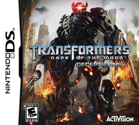 Transformers: Dark of the Moon - Decepticons - Nintendo DS