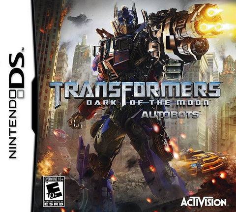 Transformers: Dark of the Moon - Autobots - Nintendo DS