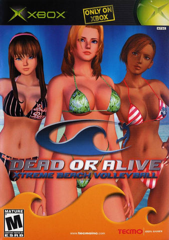 Dead or Alive: Xtreme Beach Volleyball - Xbox