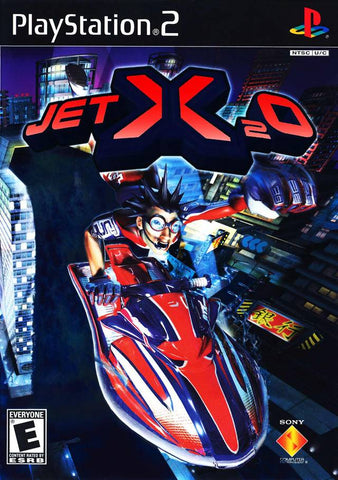 Jet X2O - PlayStation 2
