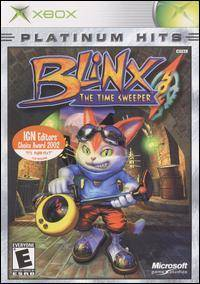 Blinx: The Time Sweeper (Platinum Hits) - Xbox