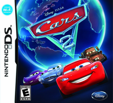 Disney/Pixar Cars 2 - Nintendo DS