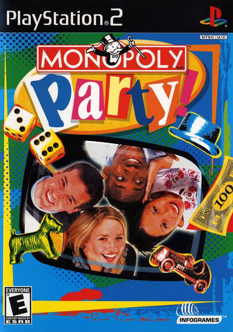 Monopoly Party! - PlayStation 2