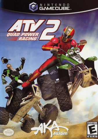 ATV Quad Power Racing 2 - GameCube