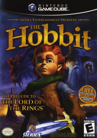 The Hobbit - GameCube [USED]