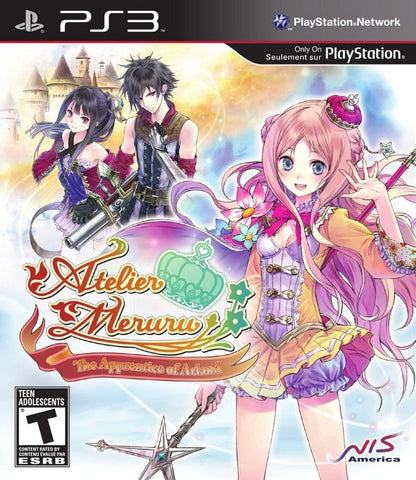 Atelier Meruru: The Apprentice of Arland - PlayStation 3