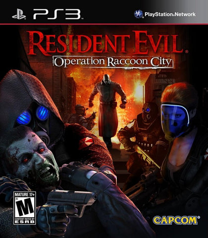 Resident Evil: Operation Raccoon City - PlayStation 3
