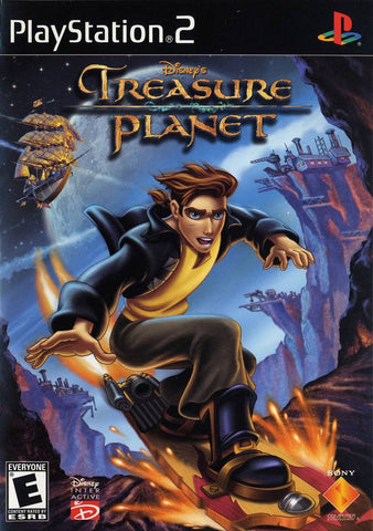 Disney's Treasure Planet - PlayStation 2