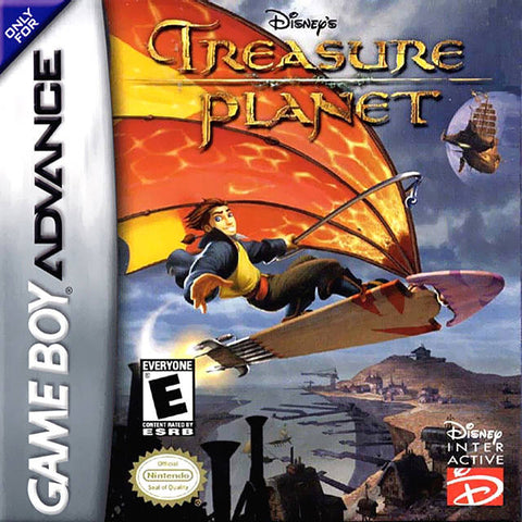 Disney's Treasure Planet - Game Boy Advance [USED]