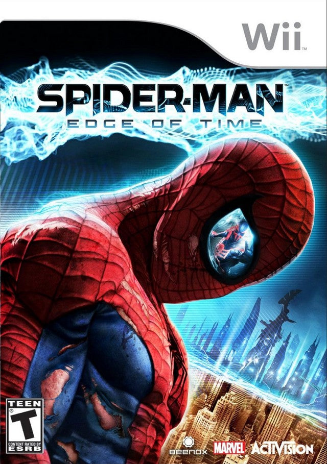 Spider-Man: Edge of Time - Nintendo Wii [USED]