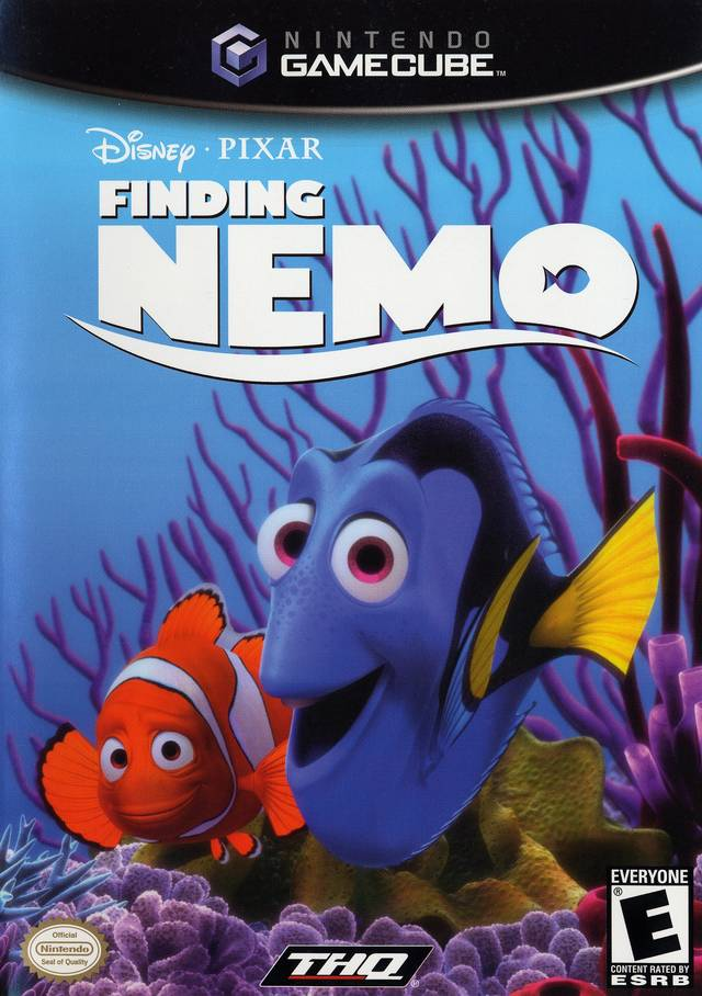 Disney/Pixar Finding Nemo - GameCube [USED]