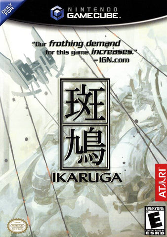 Ikaruga - GameCube [USED]