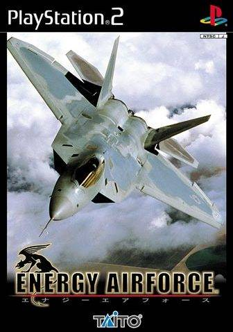 Energy Airforce - PlayStation 2 (Japan)