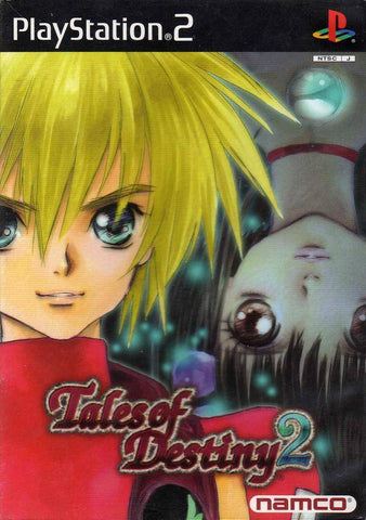 Tales of Destiny 2 - PlayStation 2 (Japan)