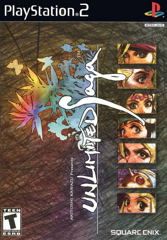 Unlimited Saga - PlayStation 2