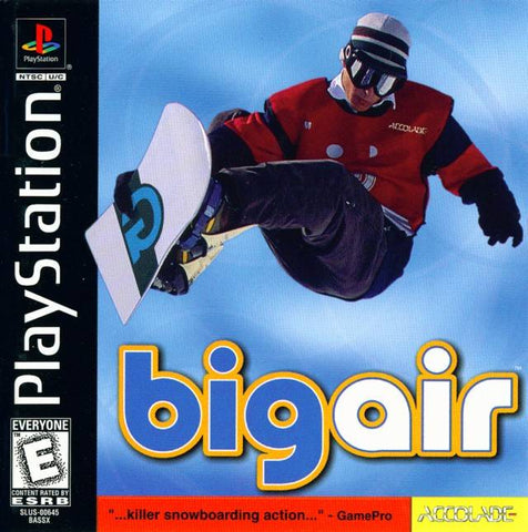 Big Air - PlayStation