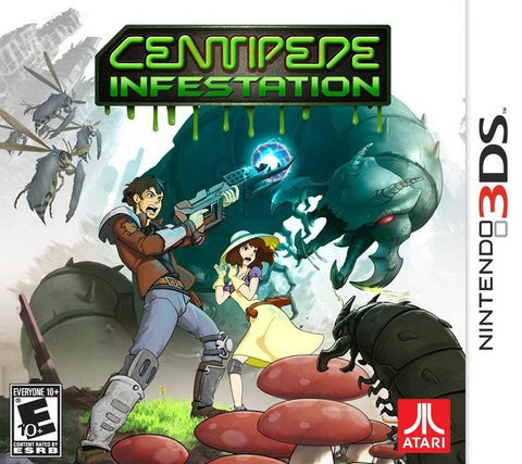 Centipede: Infestation - Nintendo 3DS [USED]