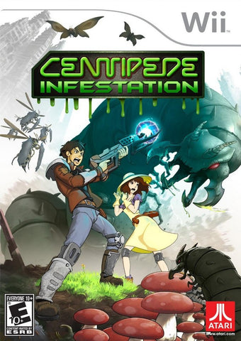 Centipede: Infestation - Nintendo Wii [USED]