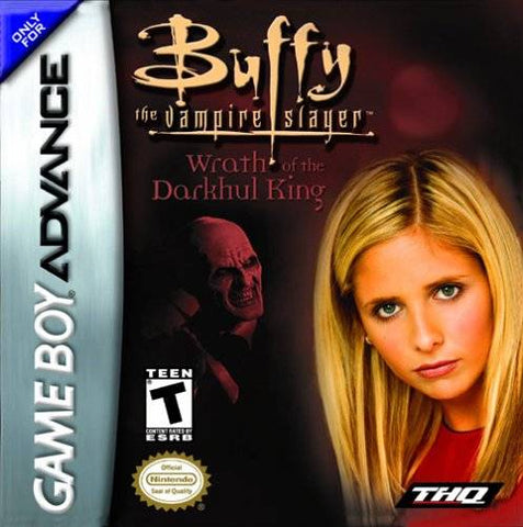 Buffy the Vampire Slayer: Wrath of the Darkhul King - Game Boy Advance (ACT, 2003, US )