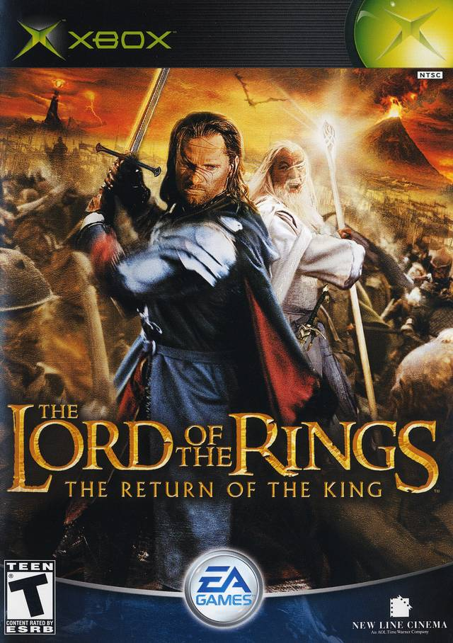 The Lord of the Rings: The Return of the King - Xbox
