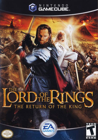The Lord of the Rings: The Return of the King - GameCube [USED]